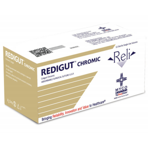 Reli Redigut Chromic Gut Sutures