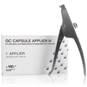 GC Fuji I Capsule Applier III