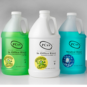 PCxx Professional In-Office Rinse Kits
