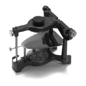 Handy IIM Articulator Complete with Occlusal Plate