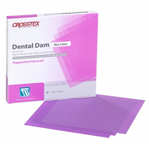 Dental Dam, Non-Latex
