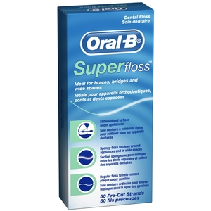 Oral-B Superfloss Office Pack