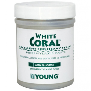 Coral Prophy Paste, with Fluoride