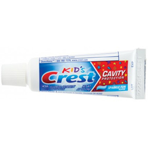 Crest Kid's Cavity Protection Trial Size Toothpaste