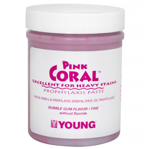 Coral Prophy Paste, without Fluoride
