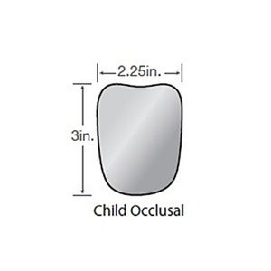 Occlusal Child Photo Mirror