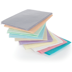 SafeBasics Dry-Back 2-Ply Bibs