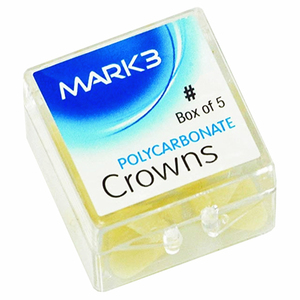Mark3 Polycarbonate Central Crowns