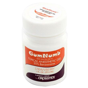 GumNumb 20% Benzocaine Topical Anesthetic Gel