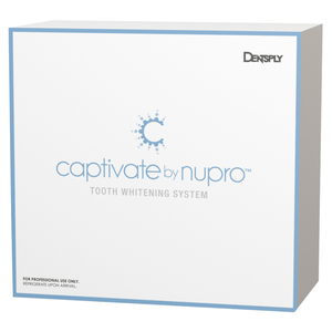 Captivate by NUPRO Pre-filled Whitening Trays
