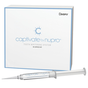 Captivate by NUPRO In-Office Tooth Whitening System
