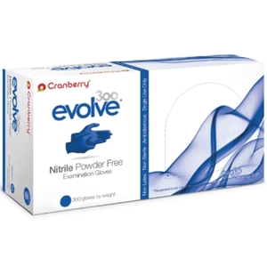 Evolve 300 Nitrile Exam Gloves