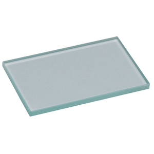 Clear Glass Mixing Slabs