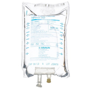 B. Braun Medical 0.9% Sodium Chloride Injections USP