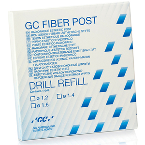 GC Fiber Post Drill Refill