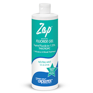 Zap Neutral pH Fluoride Gel