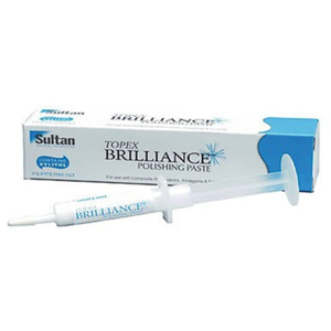 Topex Brilliance Polishing Paste Syringe