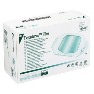 Tegaderm™ Transparent Film Dressing, 100/package