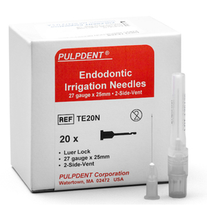 TempCanal Enhanced Endodontic Irrigation Needles