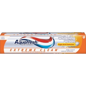 Aquafresh Extreme Clean Full Size Toothpaste