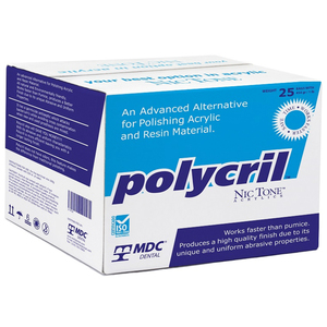 Polycril Polishing Acrylic & Resin Material