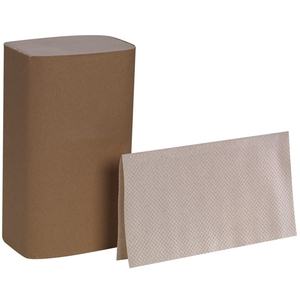 GP PRO Pacific Blue Basic Brown Singlefold Paper Towels