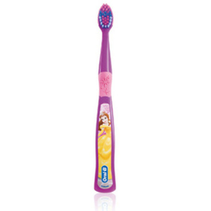 Oral-B Kids Ages 5-7 Disney Princess Toothbrushes