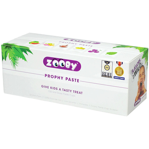 Zooby Prophy Paste, Fine