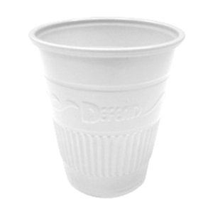 Defend Disposable Drinking Cups, 5 oz