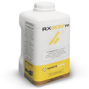 RXGONm Anesthetic Carpule Disposal
