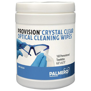 ProVision Crystal Clear Optical Cleaning Wipes