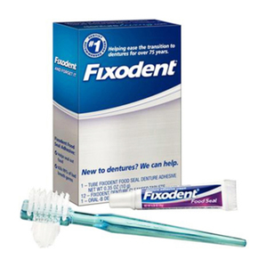 Fixodent Denture Orientation Kit