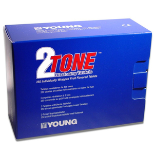 2Tone Disclosing Tablets