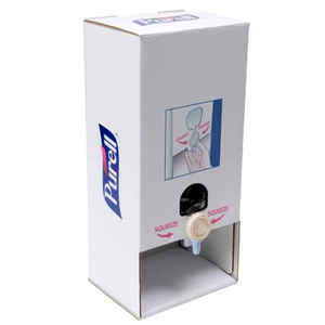 Purell Advanced Hand Sanitizer Table Top Stand