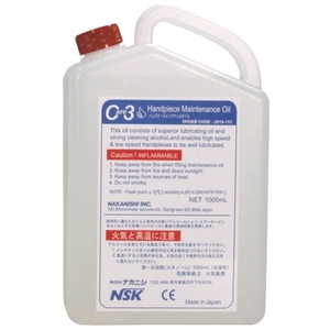 NSK Care3 Plus Maintenance Oil