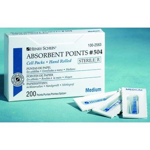 Absorbent Points #504