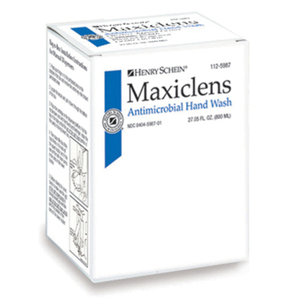 Maxiclens Antimicrobial Hand Wash for Manual Dispenser