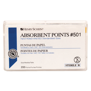 Absorbent Points #501