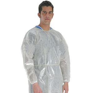 Intco Disposable Isolation Gowns SPP