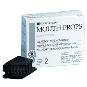 Rubber Mouth Props