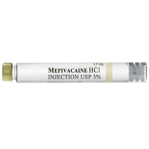 Mepivacaine HCI 3% Injection USP
