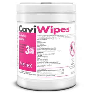 Metrex/TotalCare: CaviWipes Disinfecting Towelettes