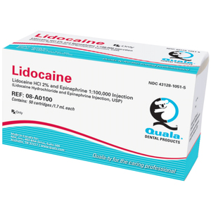 Lidocaine HCI 2% with Epinephrine
