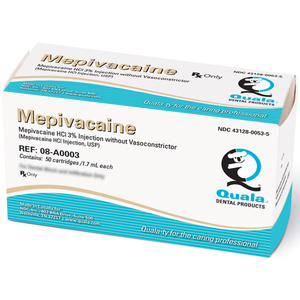 Mepivacaine HCl Injection 3%