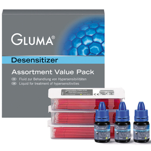 Gluma Desensitizer Clinic Pack