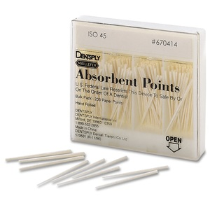 Maillefer Absorbent Points Cell Pack