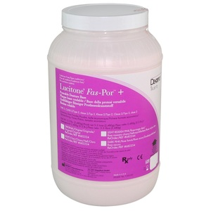 Lucitone Fas-Por+ Powder, 125 Units