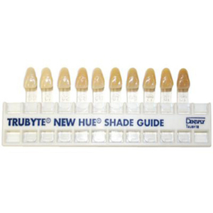 Trubyte New Hue® Shade Guide