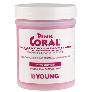 Coral Coarse Grit Prophy Paste with Fluoride